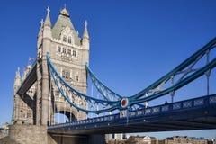 Ponte della torre sul Tamigi immagine stock libera da diritti