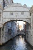 Ponte delle viste Fotografia Stock