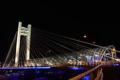 Ponte di Basarab Fotografie Stock