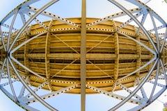 Ponte di Baton Rouge Fotografia Stock