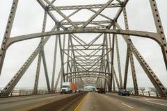 Ponte di Baton Rouge Immagini Stock