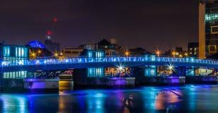 Ponte di Belfast immagine stock