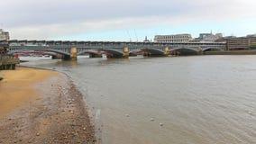 Ponte di Blackfriars fotografia stock
