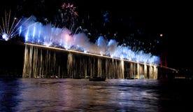 Ponte di Bosphorus Immagine Stock