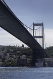 Ponte di Bosphorus Fotografia Stock