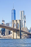 Ponte di Brooklyn a New York fotografie stock libere da diritti