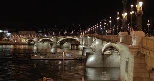 Ponte di Budapest archivi video