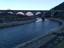 Ponte di Carev Immagini Stock