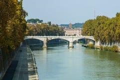 Ponte di Cavour Fotografie Stock Libere da Diritti