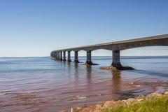 Ponte di confederazione Immagine Stock