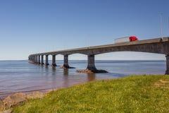 Ponte di confederazione Fotografie Stock Libere da Diritti
