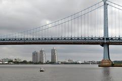 Ponte di Filadelfia Fotografia Stock Libera da Diritti