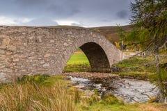 Ponte di Gairnshiel Fotografia Stock