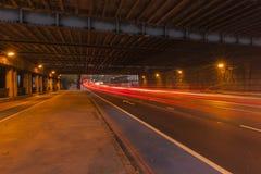 Ponte di Grosvenor Fotografie Stock