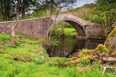 Ponte di Ivelet fotografia stock