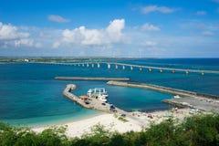 Ponte di Kurima Immagine Stock