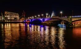 Ponte di Londra Fotografia Stock