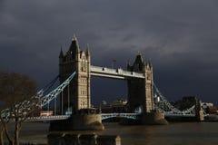 Ponte di Londra Immagine Stock Libera da Diritti