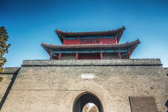Ponte di Marco Polo che wanping a Pechino Fotografia Stock Libera da Diritti