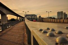 Ponte di mattina Fotografia Stock