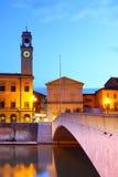 Ponte di Mezzo en Pisa Fotos de archivo libres de regalías