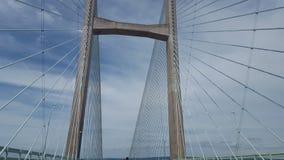 Ponte di Morden Fotografie Stock