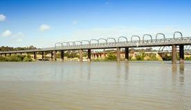Ponte di Murray immagini stock libere da diritti