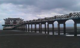 Ponte di Nam Hai Immagini Stock Libere da Diritti