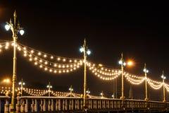 Ponte di Naresuan Fotografie Stock Libere da Diritti