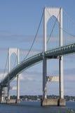 Ponte di Newport Fotografie Stock Libere da Diritti
