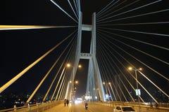 Ponte di nuova era Fotografia Stock Libera da Diritti