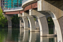 Ponte di Pfluger fotografia stock libera da diritti