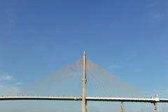 Ponte di Phra Rama 8 Immagini Stock Libere da Diritti