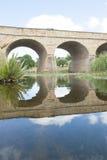 Ponte di pietra storico a Richmond, Tasmania Fotografia Stock Libera da Diritti