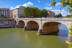 Ponte di Ponte Cavour fotografia stock