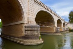 Ponte di Ponte Cavour immagine stock libera da diritti