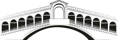 Ponte di Rialto Stock Photos