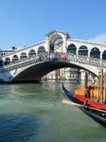 Ponte di Rialto Fotografia Stock Libera da Diritti
