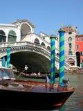 Ponte Di Rialto Stock Afbeeldingen