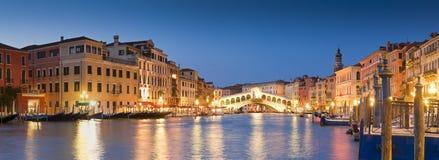 Ponte di Rialto, Venezia Immagini Stock Libere da Diritti