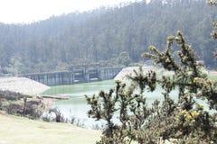 Ponte di Roja il film fotografie stock libere da diritti