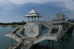 Ponte di Sarasin Immagine Stock Libera da Diritti