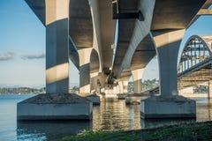 Ponte 8 di Seattle Fotografia Stock
