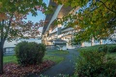 Ponte 11 di Seattle Fotografia Stock