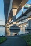 Ponte 9 di Seattle Immagine Stock Libera da Diritti