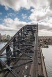 Ponte di Sidney Habour fotografia stock