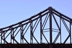 Ponte di storia - Brisbane Queensland Australia Immagini Stock