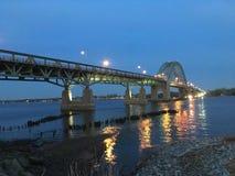 Ponte di Tacony Palmira fotografia stock libera da diritti