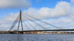 Ponte di Vansu Fotografia Stock