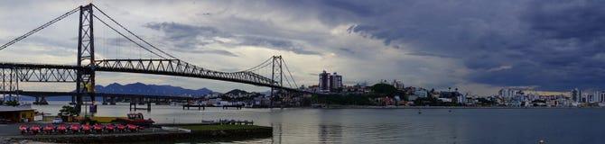 Ponte di Vantovy Immagine Stock